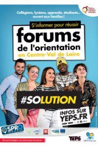 Forum de l'Orientation de Tours @ Parc des expositions de Tours