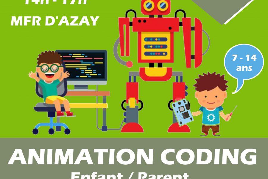 Coding #4 – Samedi 25 mai