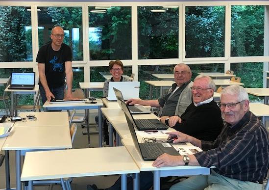EPN – Ateliers d'initiation à l'informatique