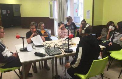 La radio s'invite à la MFR